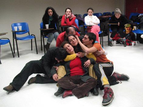 Escuela de Teatro Espontáneo TransHumantes
